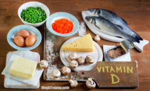 Sources of vitamin D