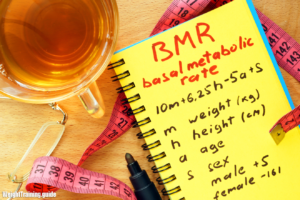 Basal metabolic rate calculation