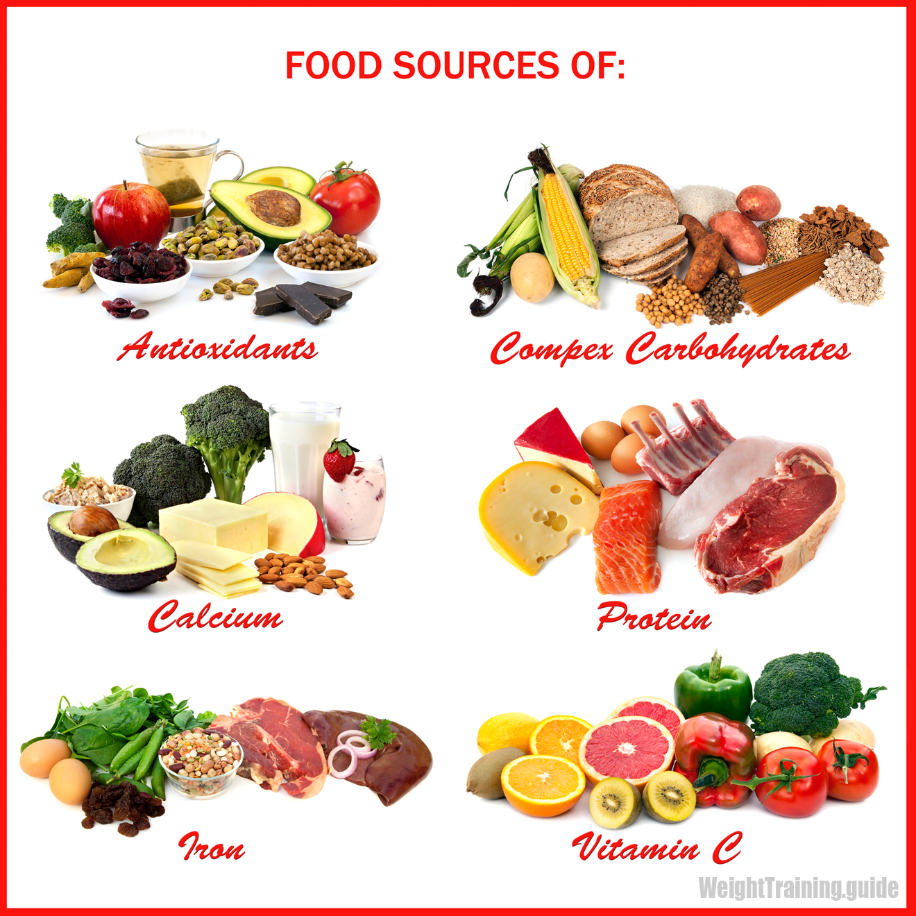 an introduction to the importance of nutrients Jhsph opencourseware  principles of human nutrition  introduction (300 kb)  antioxidant nutrients (400 kb.