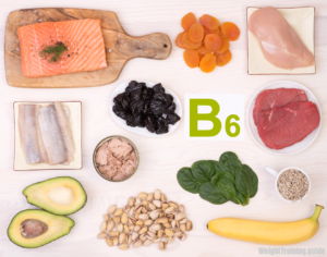 Sources of vitamin B6