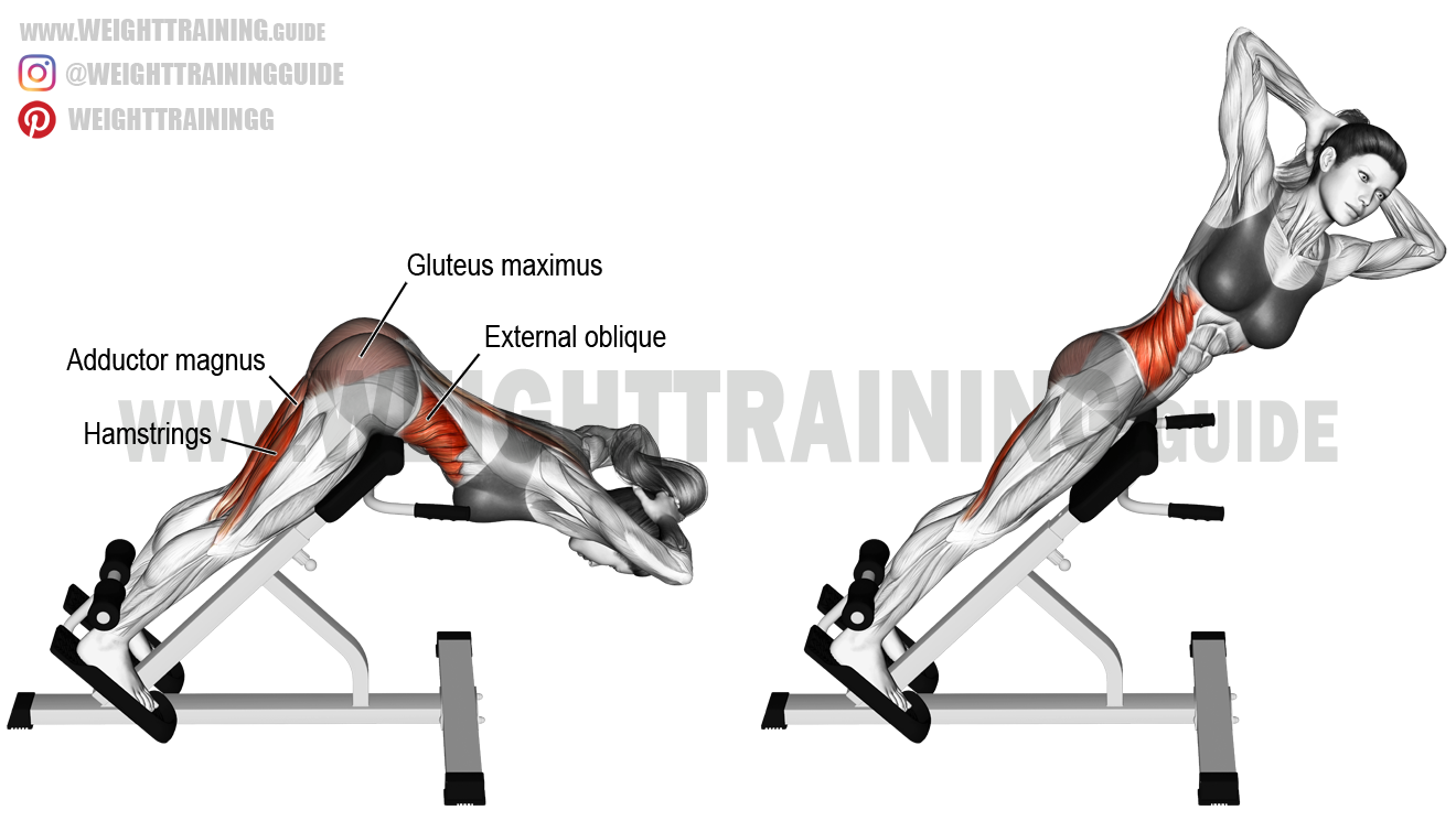 Inverted Bench For Sit Ups Best Bodyweight Abs Workout