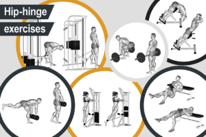 Hip-hinge exercises
