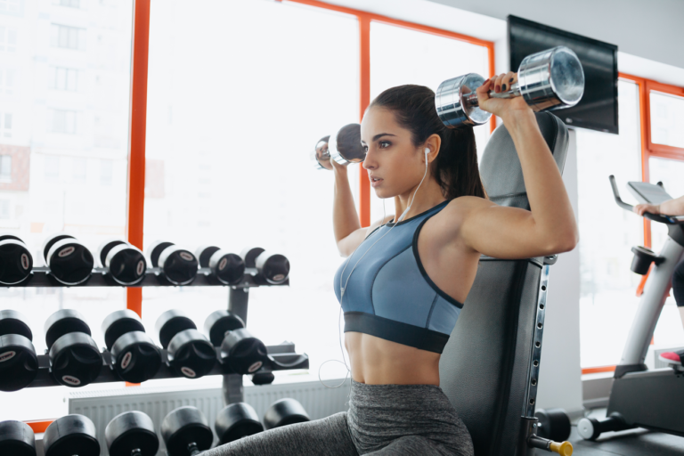 Overview of women's weight training programs