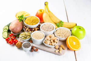 Healthy sources of carbohydrate