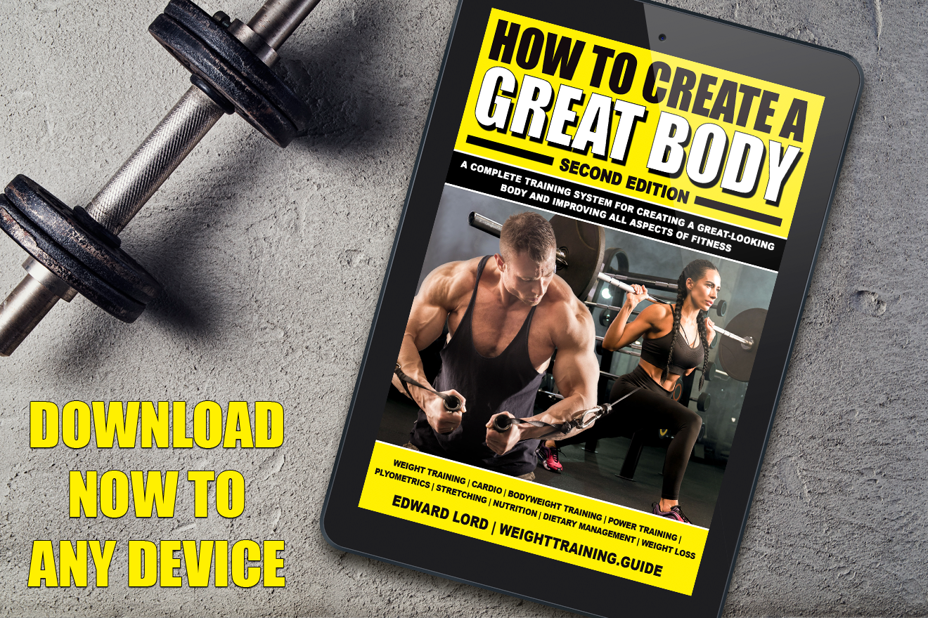 Ebook - How to Create a Great Body